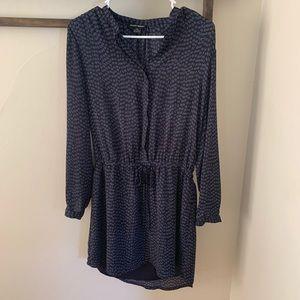 EUC Long Sleeve Dress